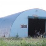 D型農業倉庫